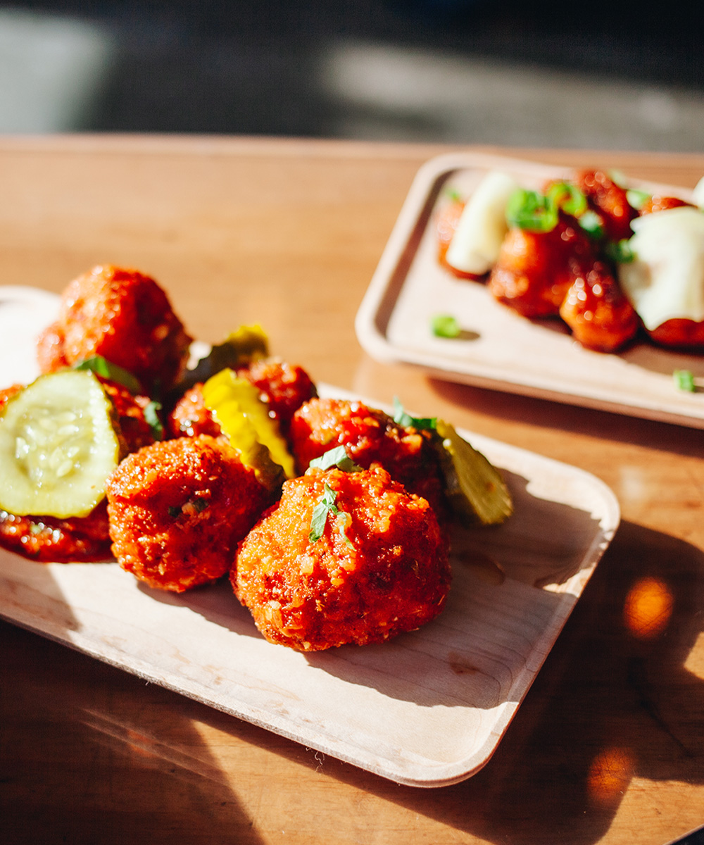 Cauliflower Wings Mobile - mobile version